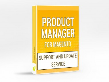 Product Manager for Magento Support and Update service